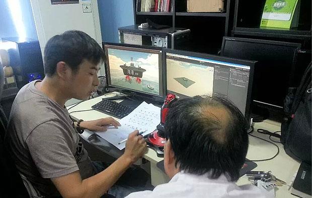 船舶模拟驾驶操纵三维仿真培训系统签约执行