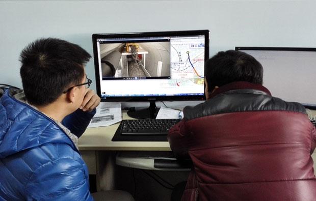 簽約中交寧高城軌二期TA01標盾構施工三維動畫演示項目