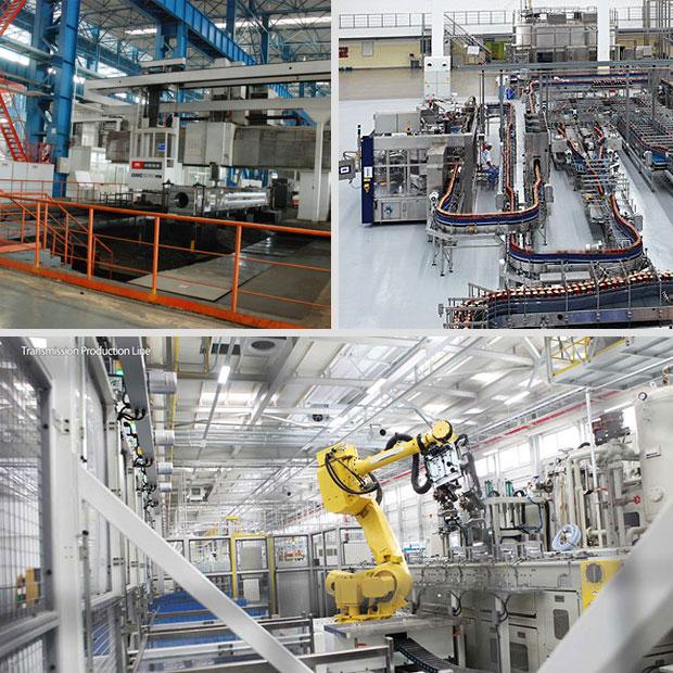 工业三维仿真演示动画与制造业转型升级并进